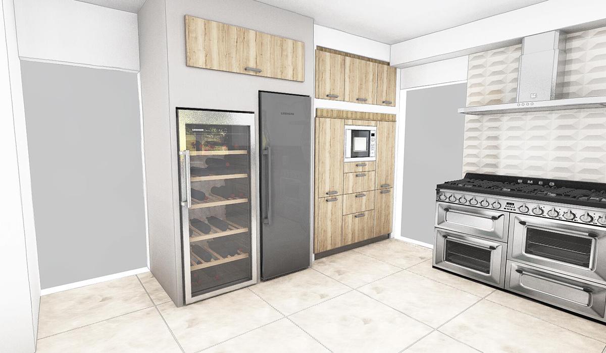 Projet rénovation de cuisine